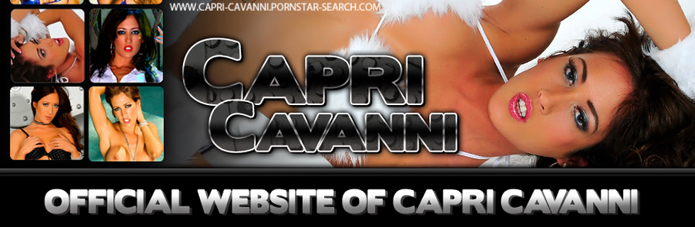 CAPRI CAVANNI - PERSONAL WEBSITE